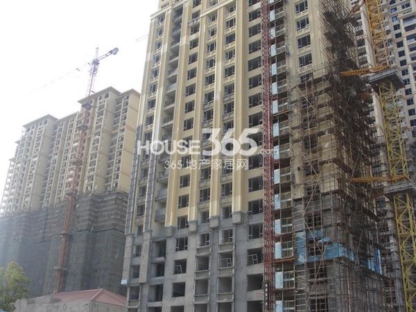 融科玖瑞尚城2013.3.24实景图