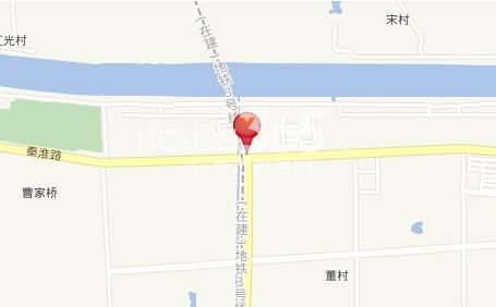 金东城世家交通图