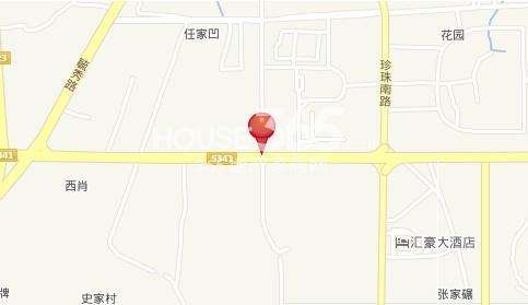 凯阳花园交通图