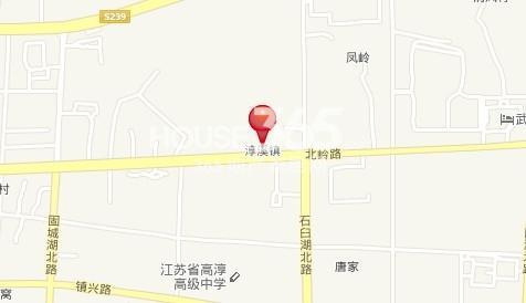 东方曼园交通图