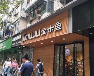 珠江路沿街商铺 业态不限 各种行业 交通便捷 适口极好 黄