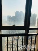 摩根100办公楼,95平,中装,净3000/月,现房
