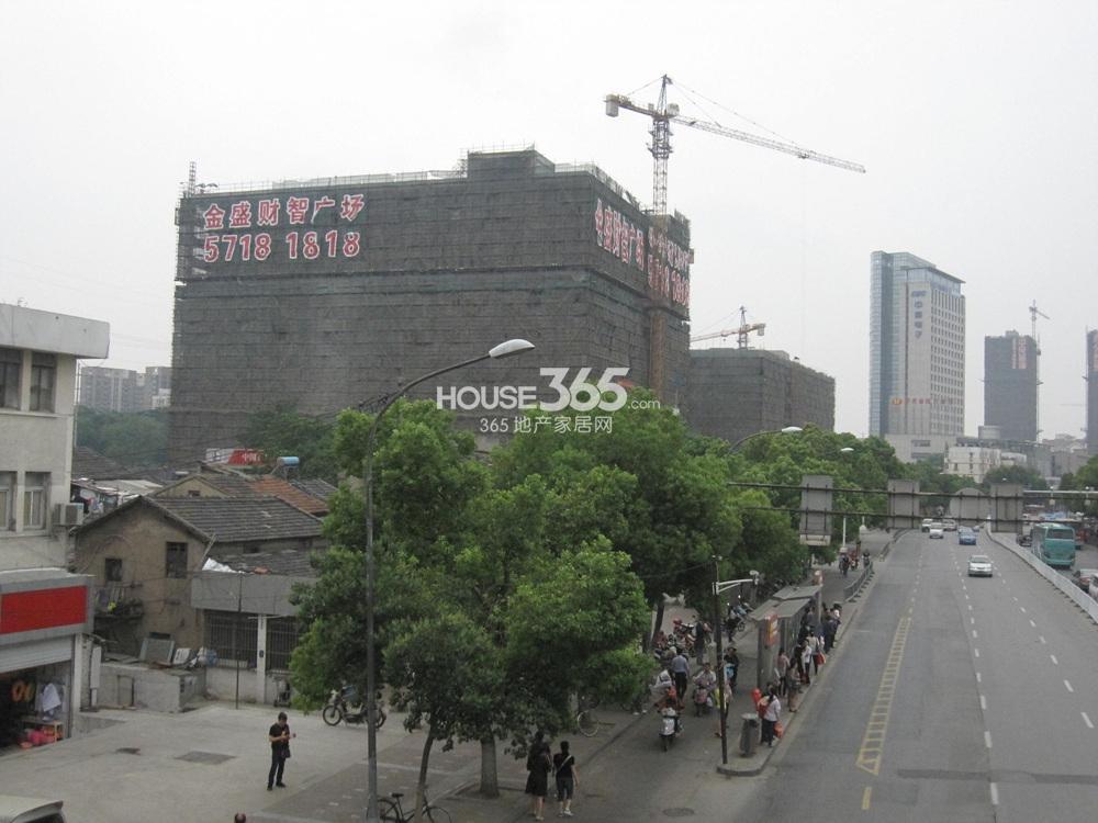 金盛国际家居建宁路广场实景图