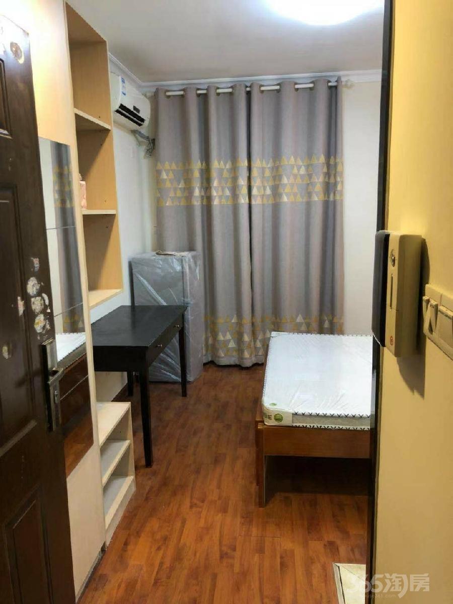 康桥圣菲1室1厅1卫25平米整租