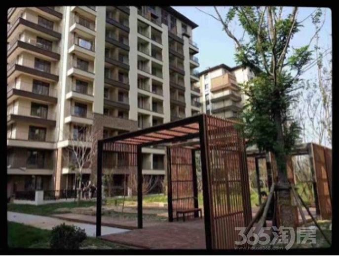 八达岭孔雀城3室2厅1卫89平米毛坯产权房2017年建