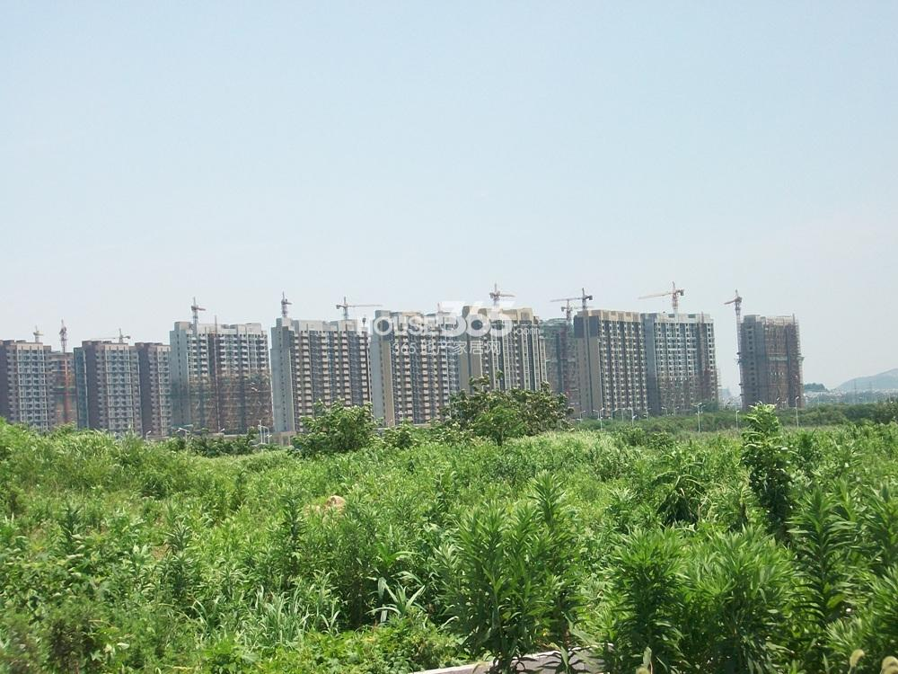 高科荣境东北方向500米左右保利罗兰香谷实景图(7.10)