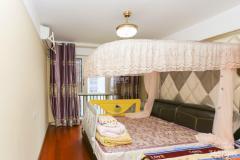 业主委托 百家湖中航樾府 精装复式三房 一楼带卧室 拎包入住