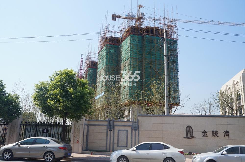 恒盛金陵湾临近郑和南路后期楼栋(10.15)