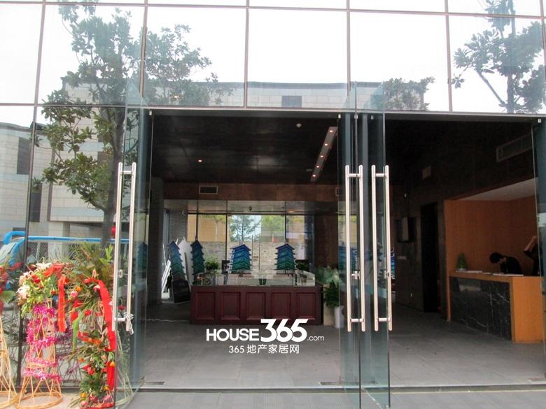 世园大公馆售楼处实景图(20130829)