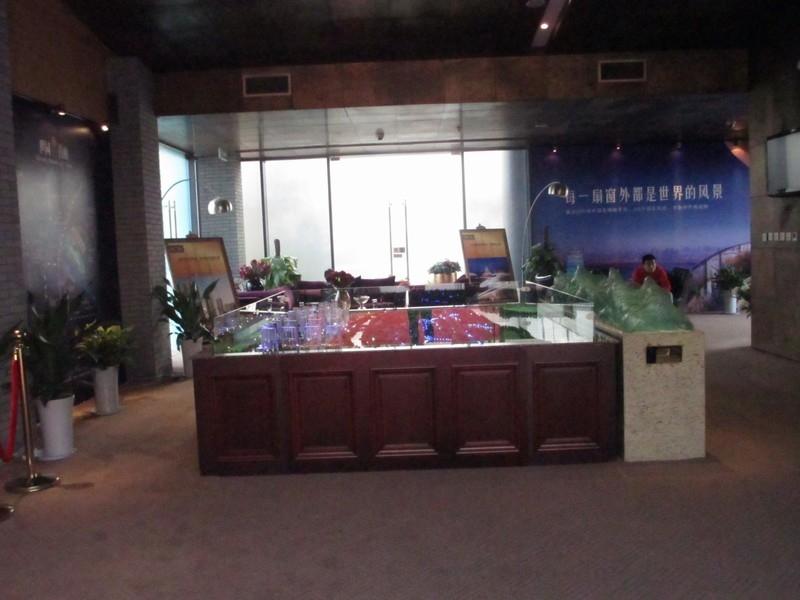 世园大公馆售楼处沙盘图(20130829)