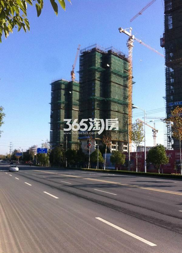 长安城实景图