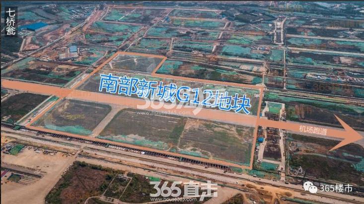 金陵华夏中心实景图