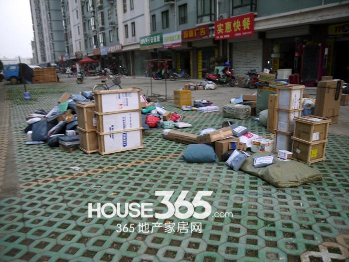 融科城周边配套(2012.11.15)