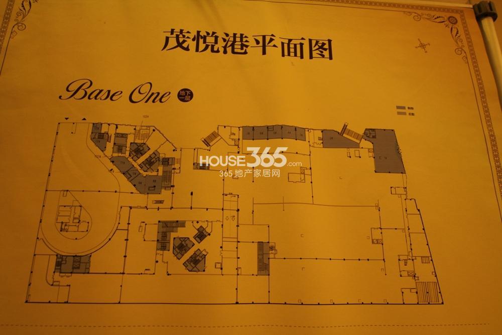 茂悦港平面图(12.23)