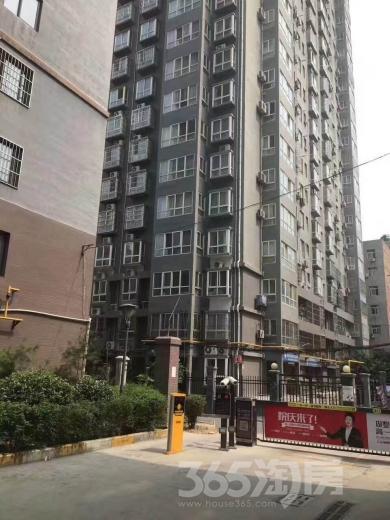 西安石油大学南阳光80公寓2室2厅 79平现房急售一把付交房