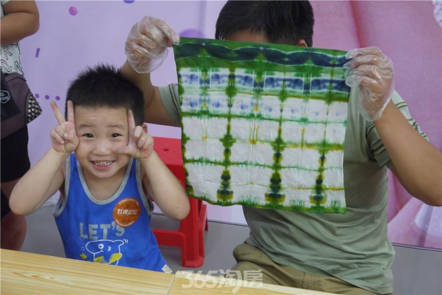 高清:趣味DIY 在【南翔城市广场】度过欢乐周末