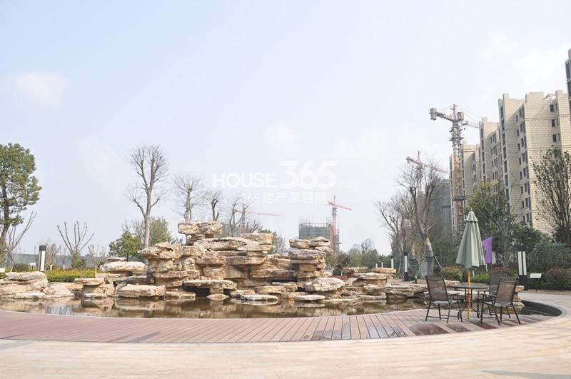 东方曼园实景图