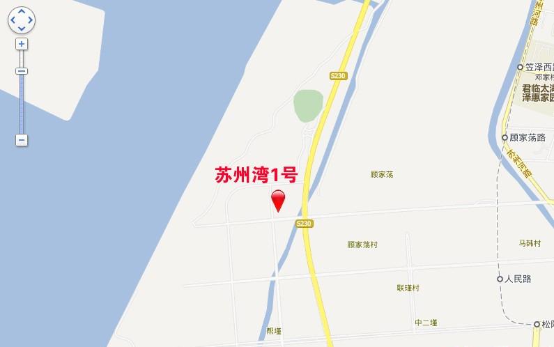 苏州湾壹号交通图