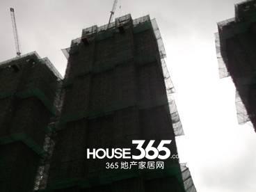 万科森林公园C2-2#楼4月工程进度(2014.04)