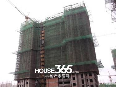 万科森林公园C2-7#楼4月工程进度(2014.04)