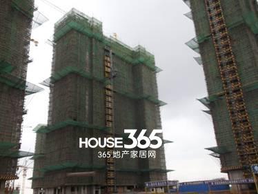 万科森林公园C2-9#楼4月工程进度(2014.04)
