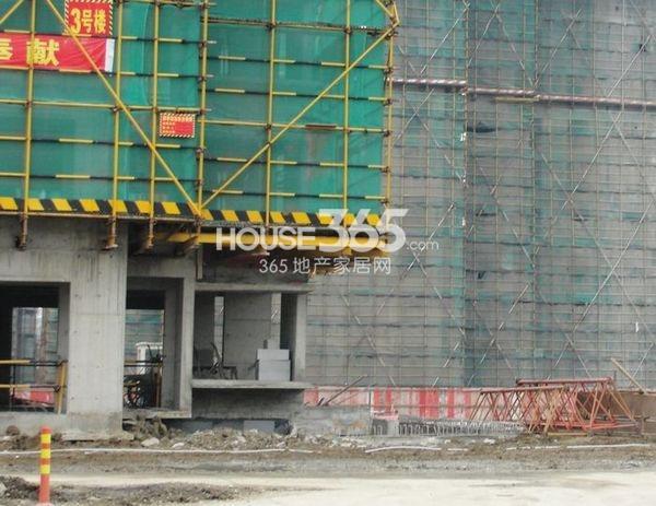 朗诗太湖绿郡工程进度(2014.5)