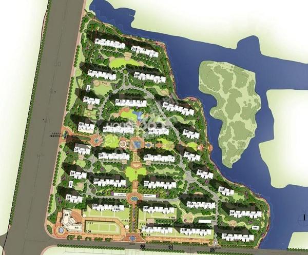 新华联梦想城住宅平面图