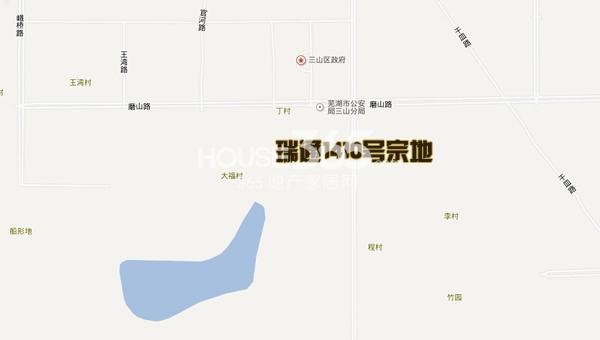 瑞通1410号宗地交通图