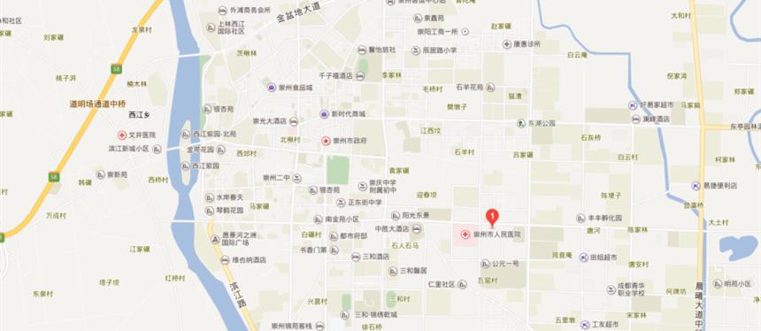 北大资源颐和天璞交通图