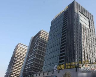 出租绿地赢海国际大厦200平甲级写字楼