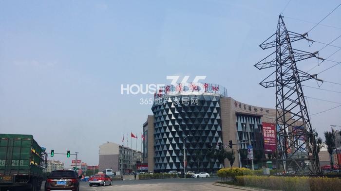 坤博幸福城实景图