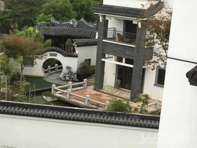 翰林苑 独栋别墅 中式古风 徽派私家大宅 花园近千平 欢迎看房
