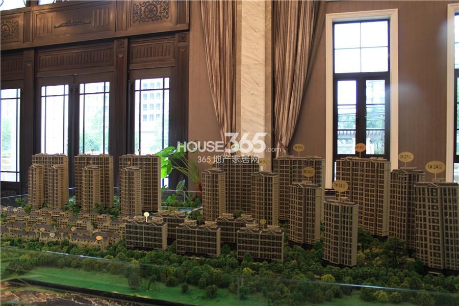 绿地太湖城实景图