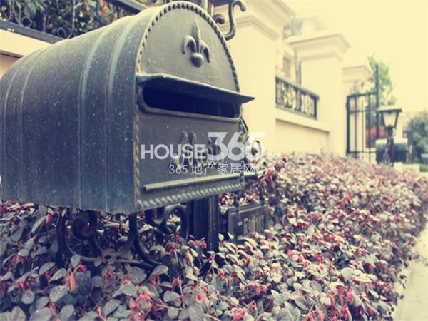 绿都万和城370㎡别墅样板间——信箱