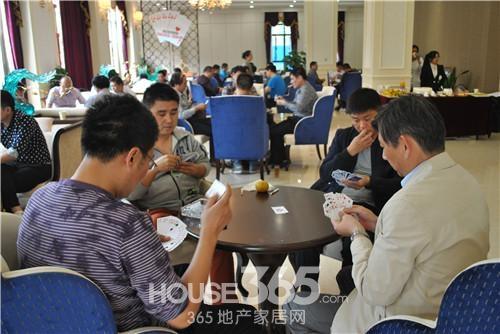 新华联梦想城首届扑克大赛开启