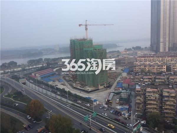 恒盛金陵湾实景图(11.21)