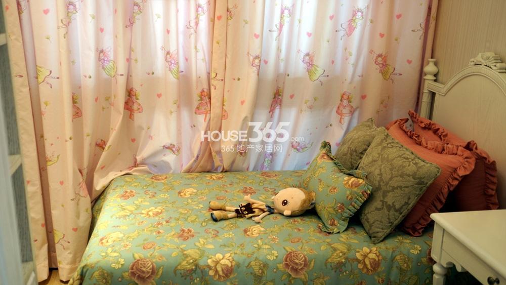 启迪方洲朗园C户型89㎡样板间——卧室