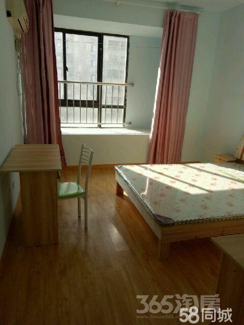华地润园5室1厅1卫16平米次卧室转租精装