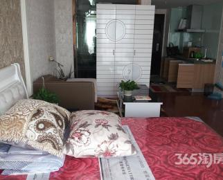 万达广场单身公寓1室1厅1卫47�O整租精装