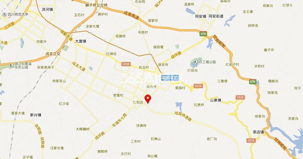 鹤岗东山z区地图