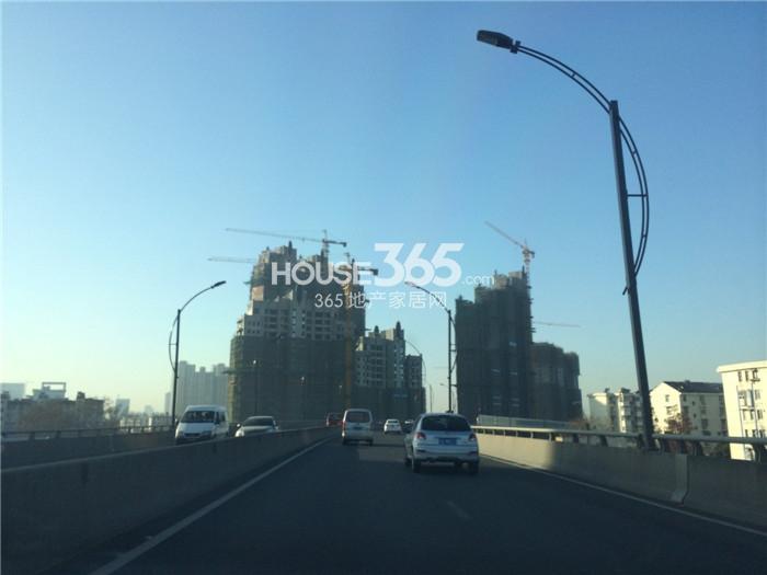恒盛金陵湾临近扬子江大道(12.24)