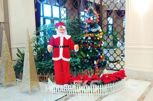 新华联梦想城圣诞狂欢活动