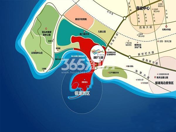 第九湾交通图