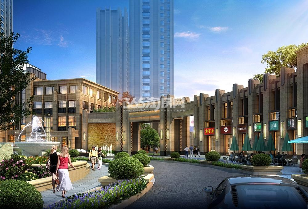 东海香港城效果图