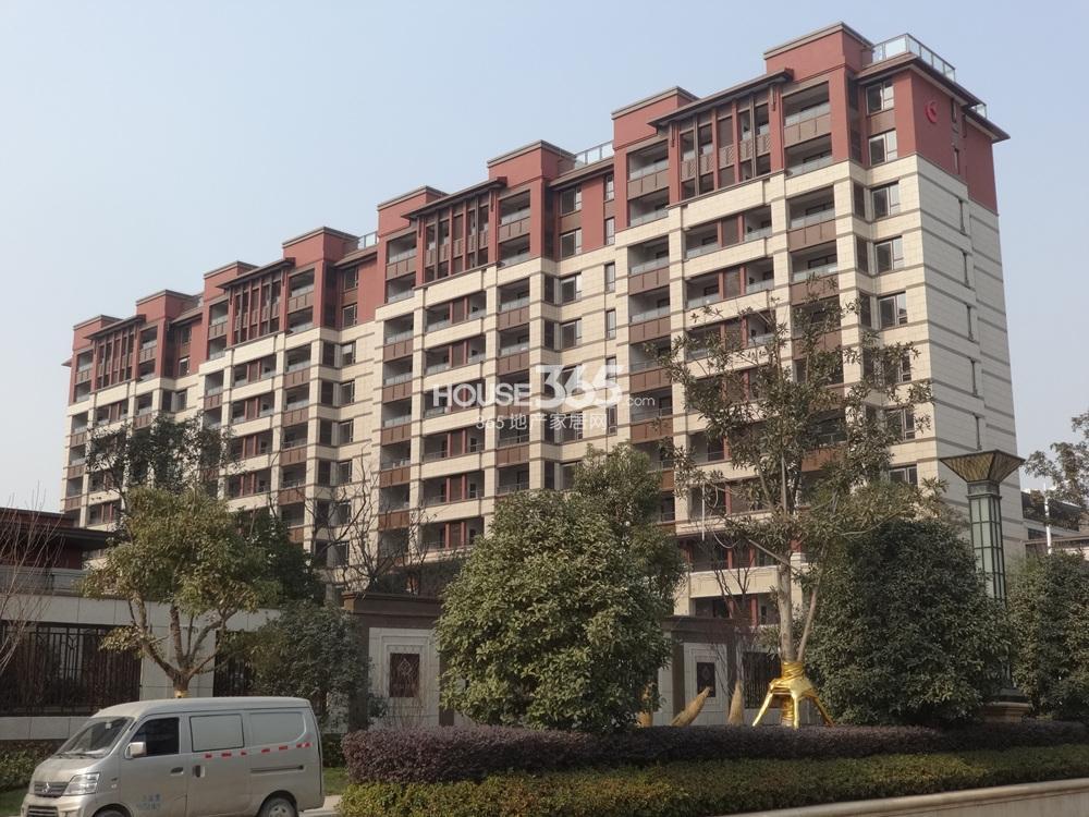 高科荣境32号楼实景图(1.20)