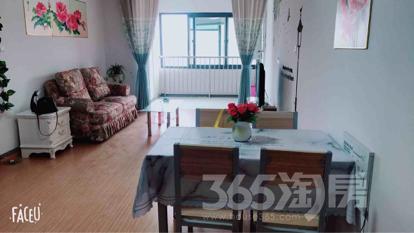 上秦淮新苑2室1厅1卫90平米整租精装