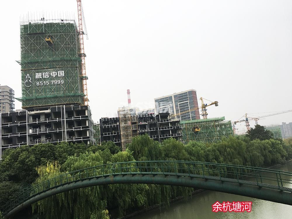 2017.10.29融信公馆ARC与周边河道合影