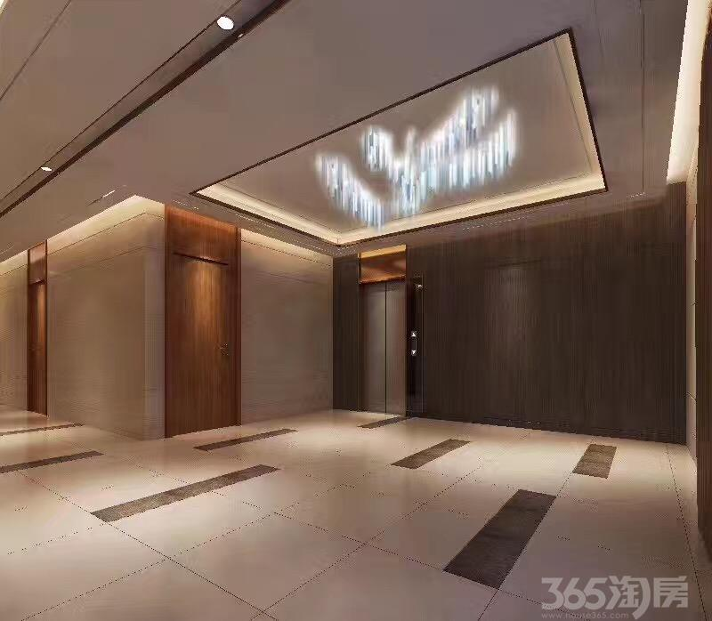 秀湖香颂湾2室1厅1卫44㎡2012年满两年产权房精装