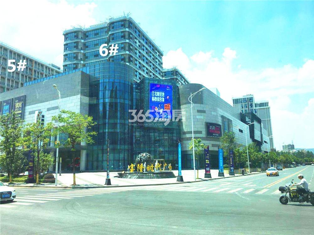 宝隆时代广场5、6号楼实景图(9.27)