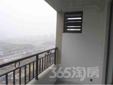 华润国际社区3室1厅1卫97平米毛坯产权房2017年建